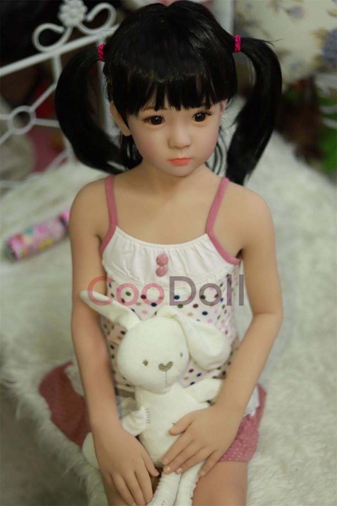Small Sex Doll 108cm Japanese Little Girl Sex Doll Flat